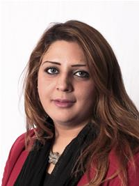 Profile image for Councillor Lubna Khan