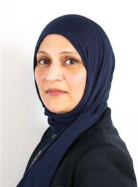Councillor Shbana Khan