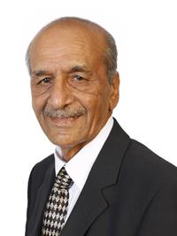 Profile image for Councillor Saeed Chaudhary